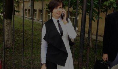 Оказался процесс уникальным и по оруэлловски антиутопичным  Адвокат Ольга Чавдар Видимо Соколов стал кому то поперек горла