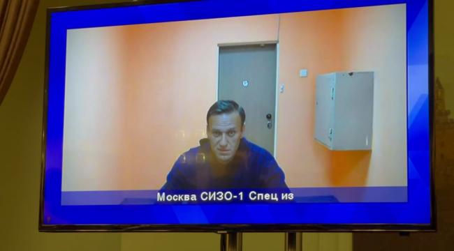 Мособлсуд оставил Навального под стражей | ОВД-Инфо