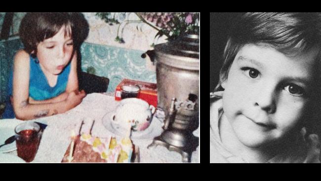 Юлий Бояршинов в детстве / Фотографии предоставлены родственниками Бояршинова для ОВД-Инфо
