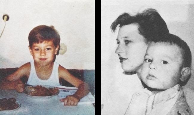 Дмитрий Пчелинцев в детстве / Фотографии предоставлены родственниками Пчелинцева для ОВД-Инфо