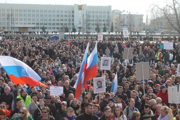 Как после массового экопротеста вАрхангельске борются с«агрессивно настроенной толпой»