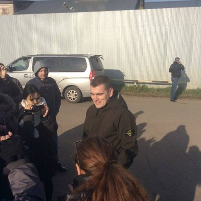 Насвободу вышел фигурант «болотного дела» Алексей Гаскаров